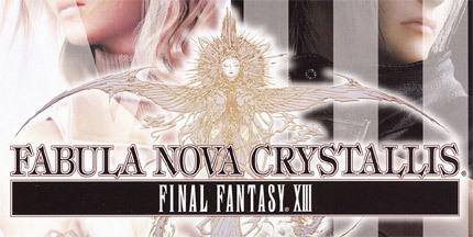 'Final Fantasy XIII' llegará este año y tendrá demo