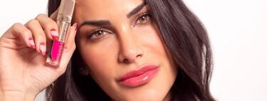 Carla Barber se atreve con el maquillaje y lanza su primera línea de labiales voluminizadores: hablamos con ella y los probamos