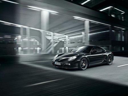Porsche Cayman S Black Edition, el que faltaba por llegar