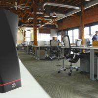 Esta especie de router en formato torre puede recargar móviles a 5 metros de distancia