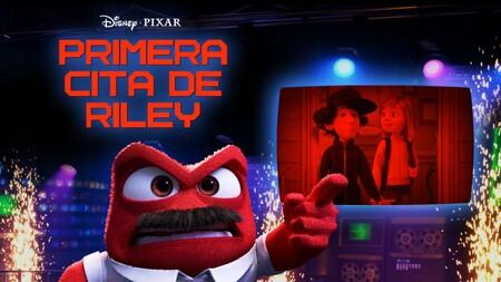 Corto animado Intensamente de Pixar en Disney+