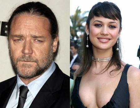 Russell Crowe ficha a Olga Kurylenko para su debut como director, 'The Water Diviner'