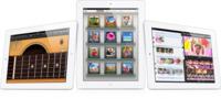 Las aplicaciones quieren marcar la diferencia en el nuevo iPad