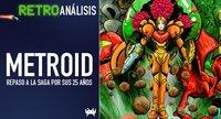 Repaso a la saga 'Metroid', que cumple 25 años. Retroanálisis
