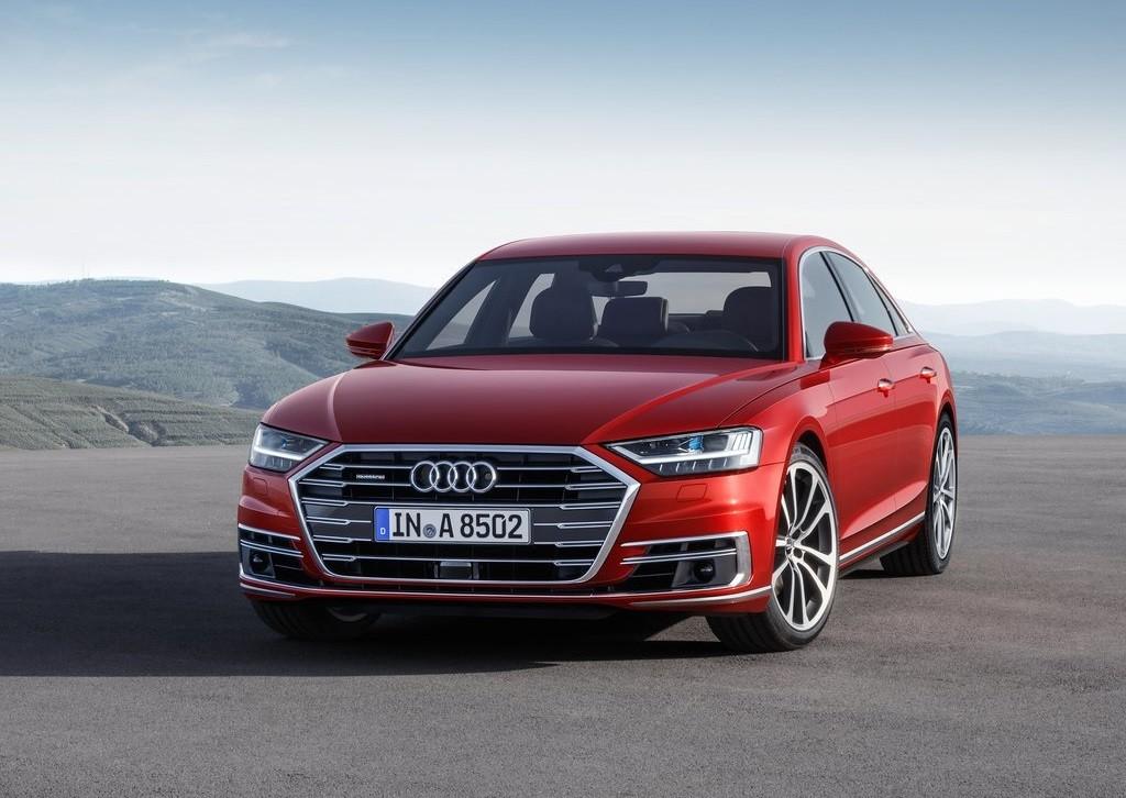 Foto de Audi A8 2018 (10/17)