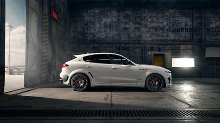 Maserati Levante Esteso V2 By Novitec 5