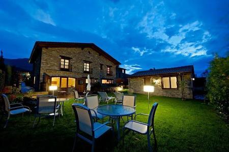 Hotel Barosse, decoración cálida y acogedora cerca de Jaca
