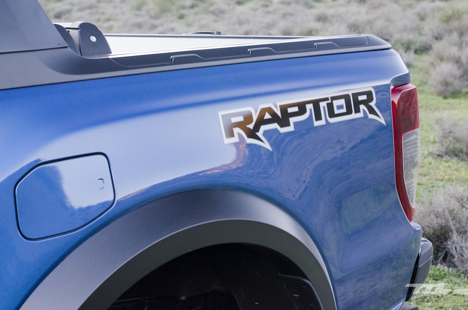 Foto de Ford Ranger Raptor 2020, prueba (25/36)