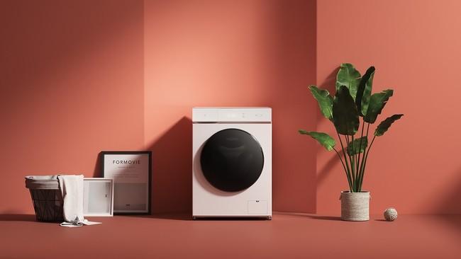 Xiaomi tiene una nueva lavadora y secadora que se conecta a internet y cuesta sólo 290 dólares