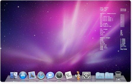 DesktopMonitor, muestra el estado de tu Mac desde el escritorio