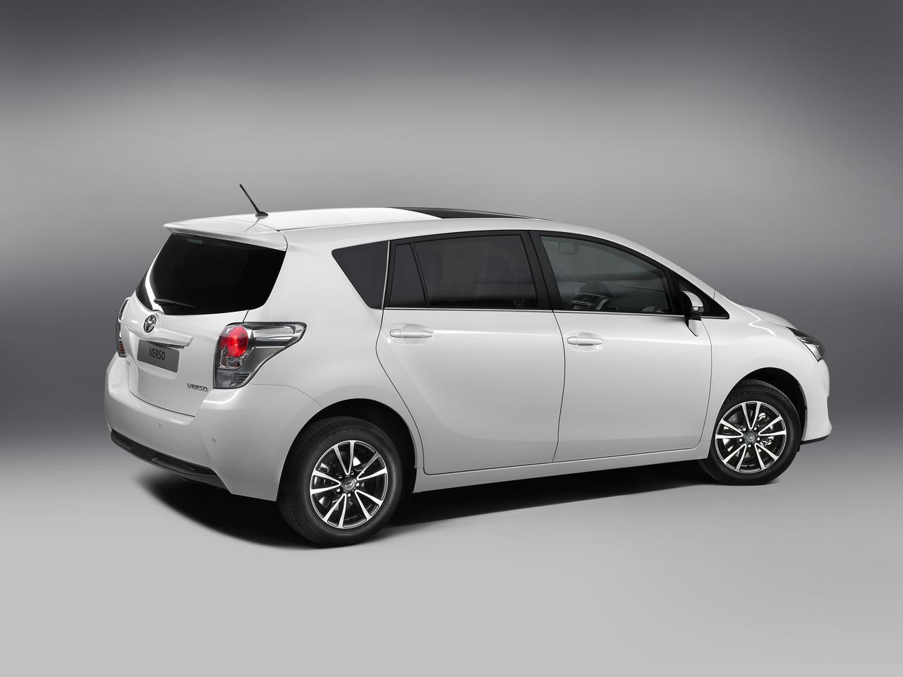 Foto de Toyota Verso 2012 (4/10)
