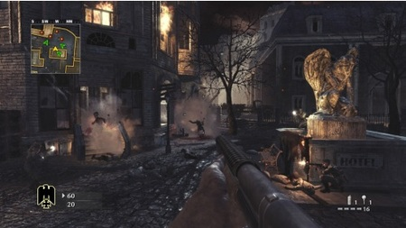 'Call of Duty: World at War': pack de mapas para el 19 de marzo