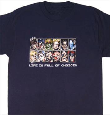 Camiseta 'Street Fighter'