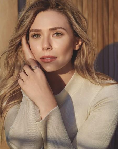 Elizabeth Olsen Bobbi Brown Cosmetics Campaign03