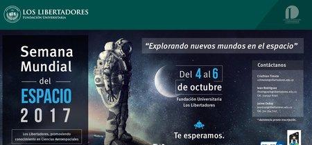 Colombia celebrará la Semana Mundial del Espacio