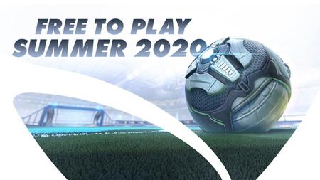 'Rocket League' será gratis para todos: el juego de fútbol con autos tendrá progresión compartida y vivirá de microtransacciones