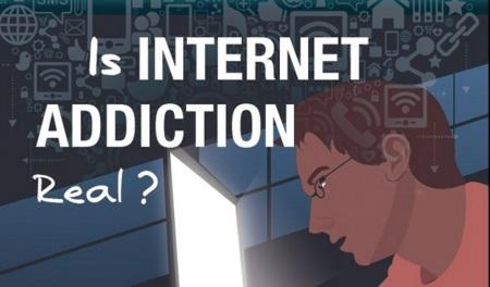 Infografía: ¿Existe la adicción a Internet?