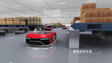 Los robots se adueñan de los almacenes automatizados en China: sólo necesitan cuatro humanos para enviar 200.000 pedidos al día