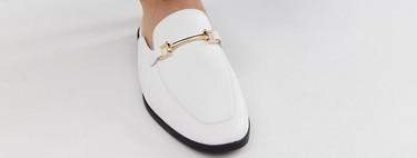 Los mocasines sin talón se convierten en el calzado formal más fresco y cool que llevarás esta temporada