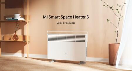 Este calefactor de Xiaomi con WiFi se controla con el móvil y hoy lo tienes con un 20% de descuento en Amazon