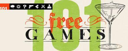 101 juegos gratis