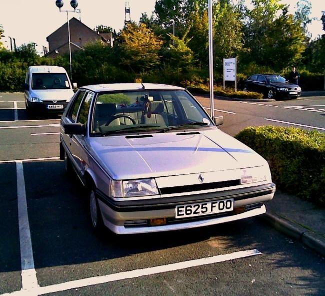Renault 11 GTL