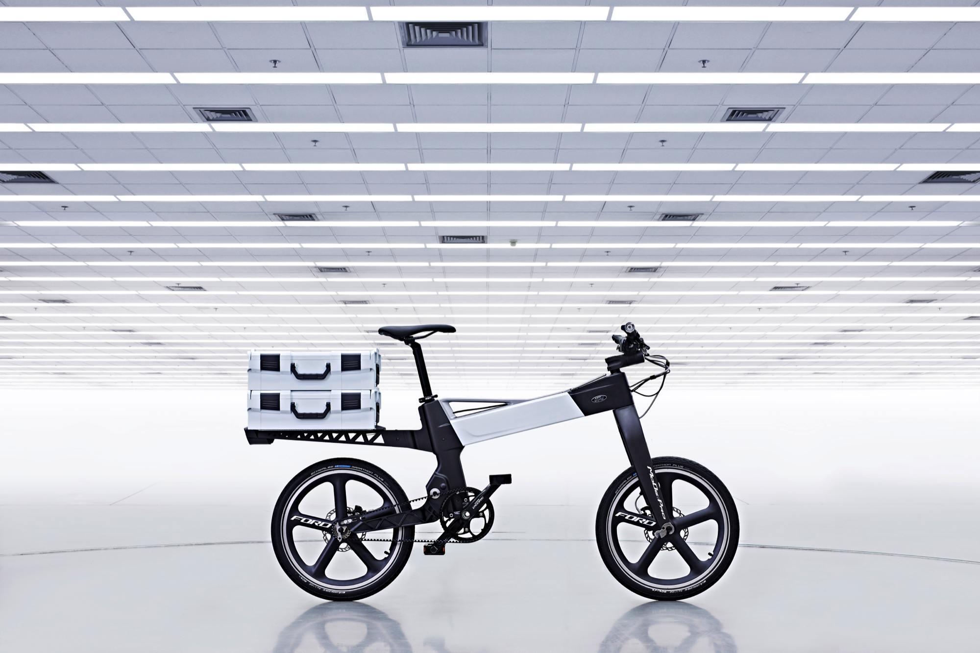 Foto de Ford Mode:Me y Mode:Pro, bicicletas eléctricas (8/16)