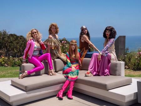 Los looks de la fiesta disco de Renata en Big Little Lies a examen