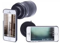 Turn-I-Kit iPhone Lens Adapter: Adaptador para usar tus objetivos Nikon y Canon en tu iPhone