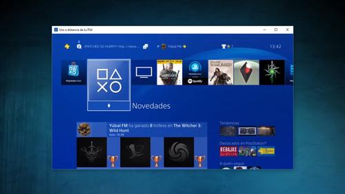 Cómo jugar a la PlayStation 4 desde tu ordenador