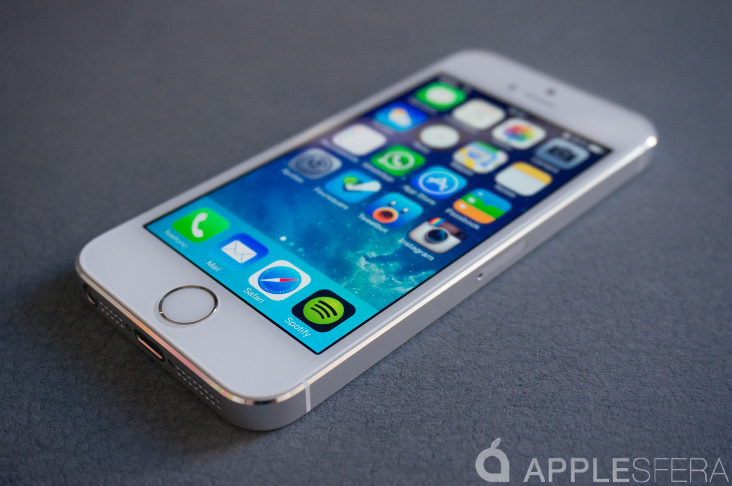 Foto de Diseño exterior del iPhone 5s (9/22)