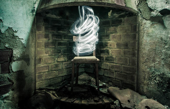 Specter - Oriol Domingo