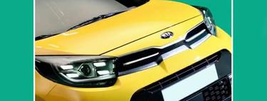 ¡Filtrado! El KIA Picanto 2021 estrenará facelift con un diseño más picante