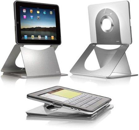 Espectacular soporte para el iPad por JOBY y GorillaMobile