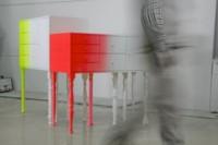 Explosión de color en los muebles de almacenaje de Moloform