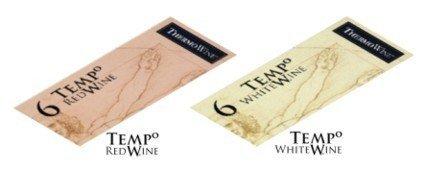 Tempo, termómetro para medir la temperatura del vino sin abrir la botella.