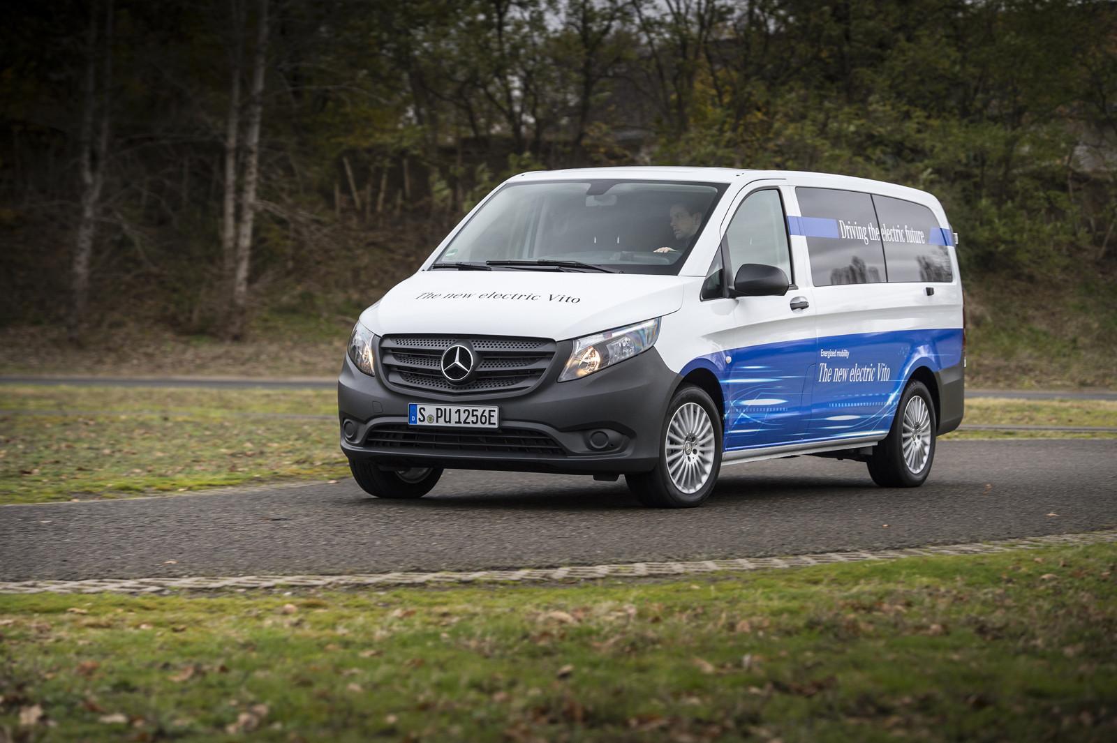 Foto de Mercedes-Benz eVito (6/10)