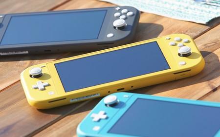 Nintendo Switch Lite, una versión más pequeña y económica a la que no se le puede quitar los mandos ni conectarla al dock