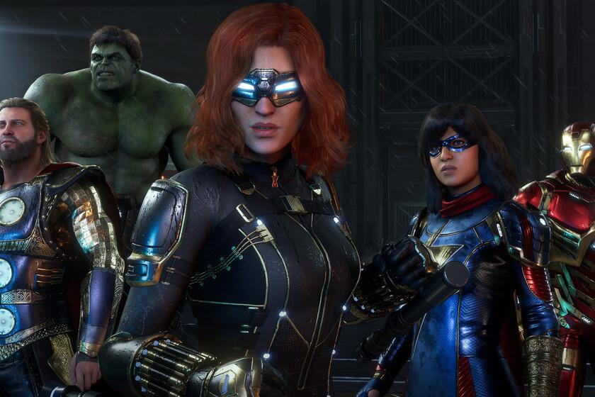 Marvel's Avengers hará más difícil subir de nivel a los personajes y avisa a los jugadores de que si quieren subirlo rápido lo hagan antes de los cambios