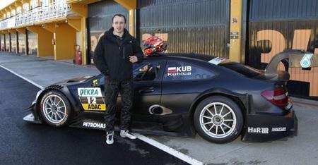 A Robert Kubica no se le ha olvidado pilotar