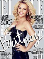 Britney Spears saca pecho y el 'factor X' para Elle