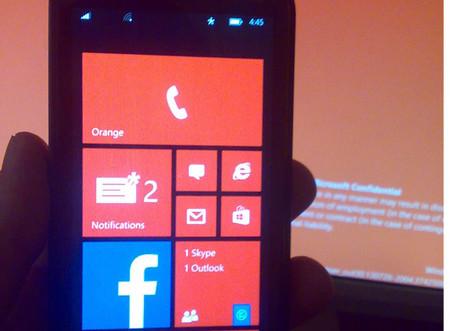 Más imágenes de Windows Phone 8.1 mostrando el centro de notificaciones