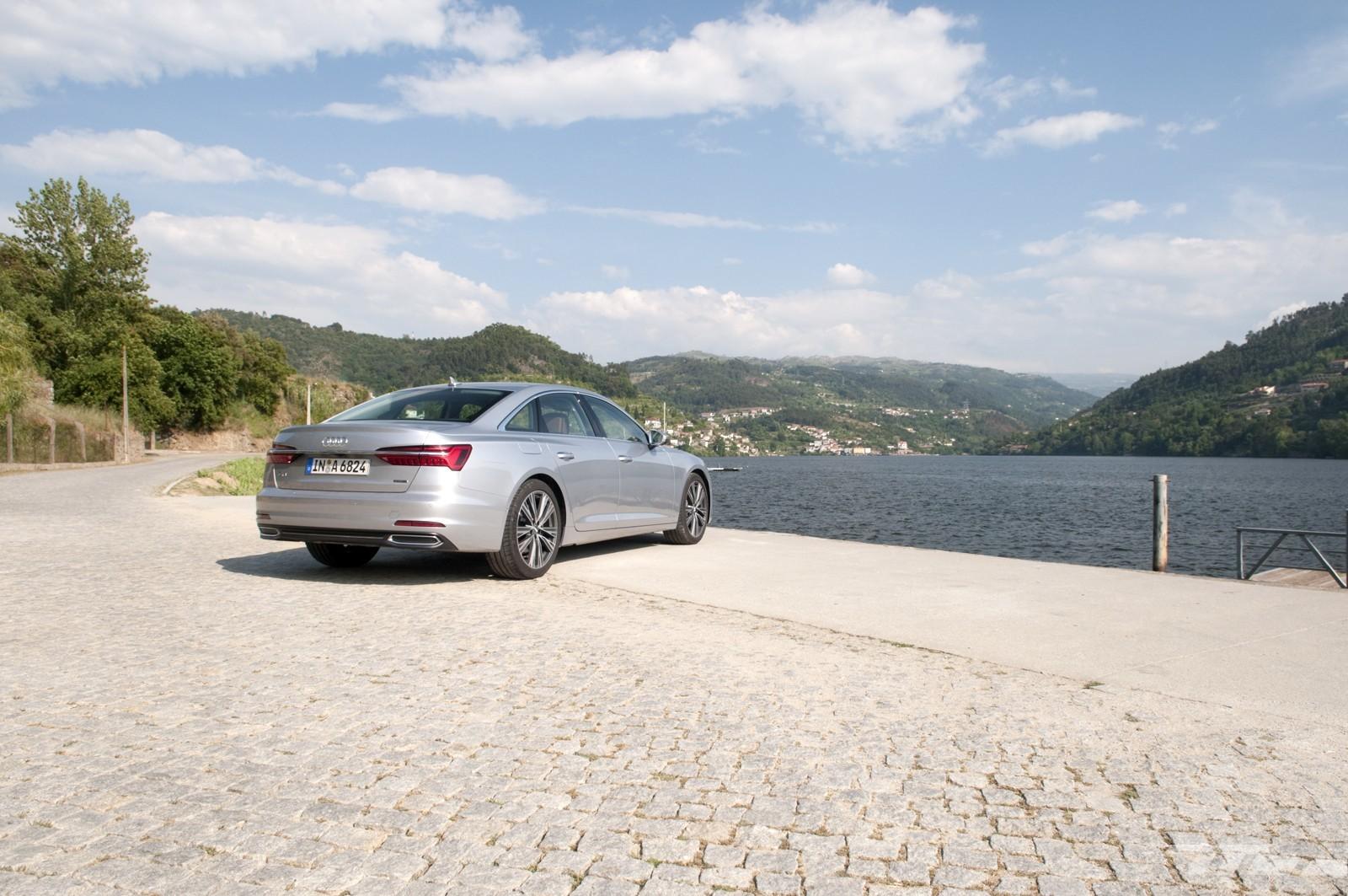 Foto de Audi A6 2018, toma de contacto (7/118)