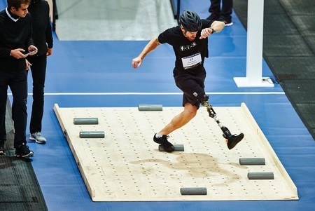 ¿Existe una Olimpiada de atletas biónicos?