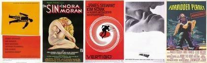 Los 25 mejores carteles de cine de la historia según la revista Premiere