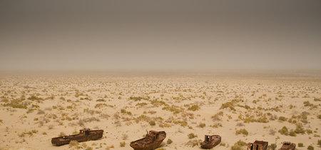 Mo'ynoq, la ciudad de los barcos fantasma a orillas del extinto mar de Aral