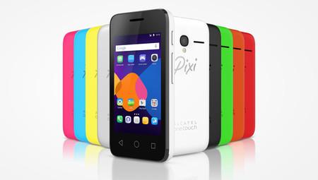 Smartphone Alcatel One Touch Pixi 3 por 37,90 euros y envío gratis