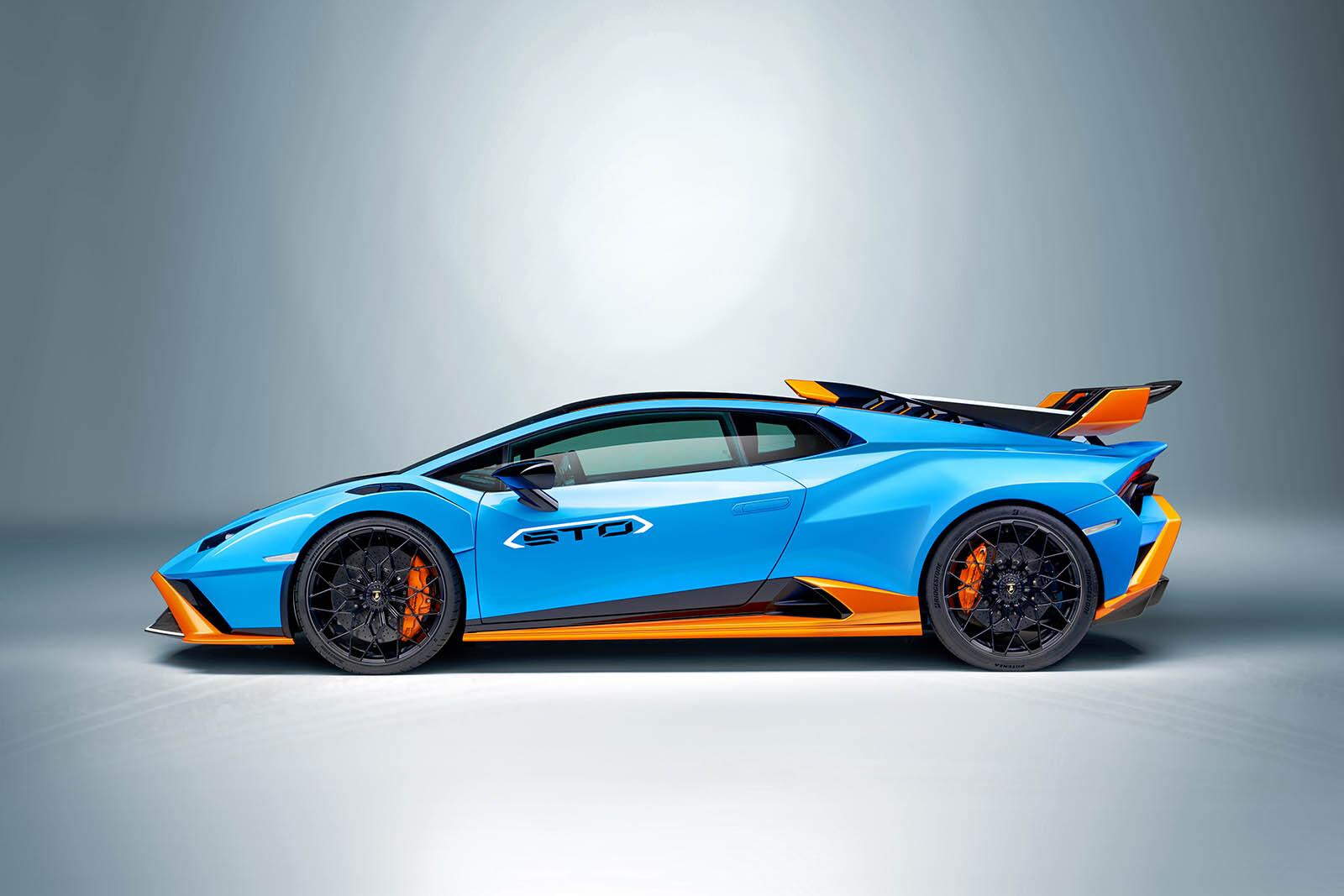 Foto de Lamborghini Huracán Super Trofeo Omologata (11/25)