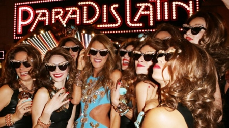 Una gran fiesta en París para celebrar la colección más excéntrica de la temporada: Anna dello Russo para H&M