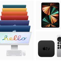 Apple confirma el 21 de mayo como día de lanzamiento de los nuevos iMac, iPad Pro y Apple TV 4K